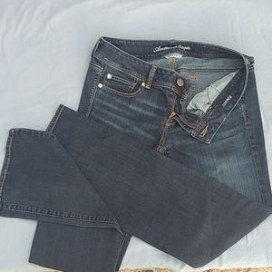 American eagle outfitters slim bootcut jean